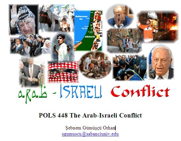 arab-israeli conflict thesis statement The arab–israeli conflict is the result of numerous factors reasons cited for the  conflict  as evidence of this intent, pro-israeli literature often places a heavy  emphasis on statements made by arab leaders during and preceding the wars.