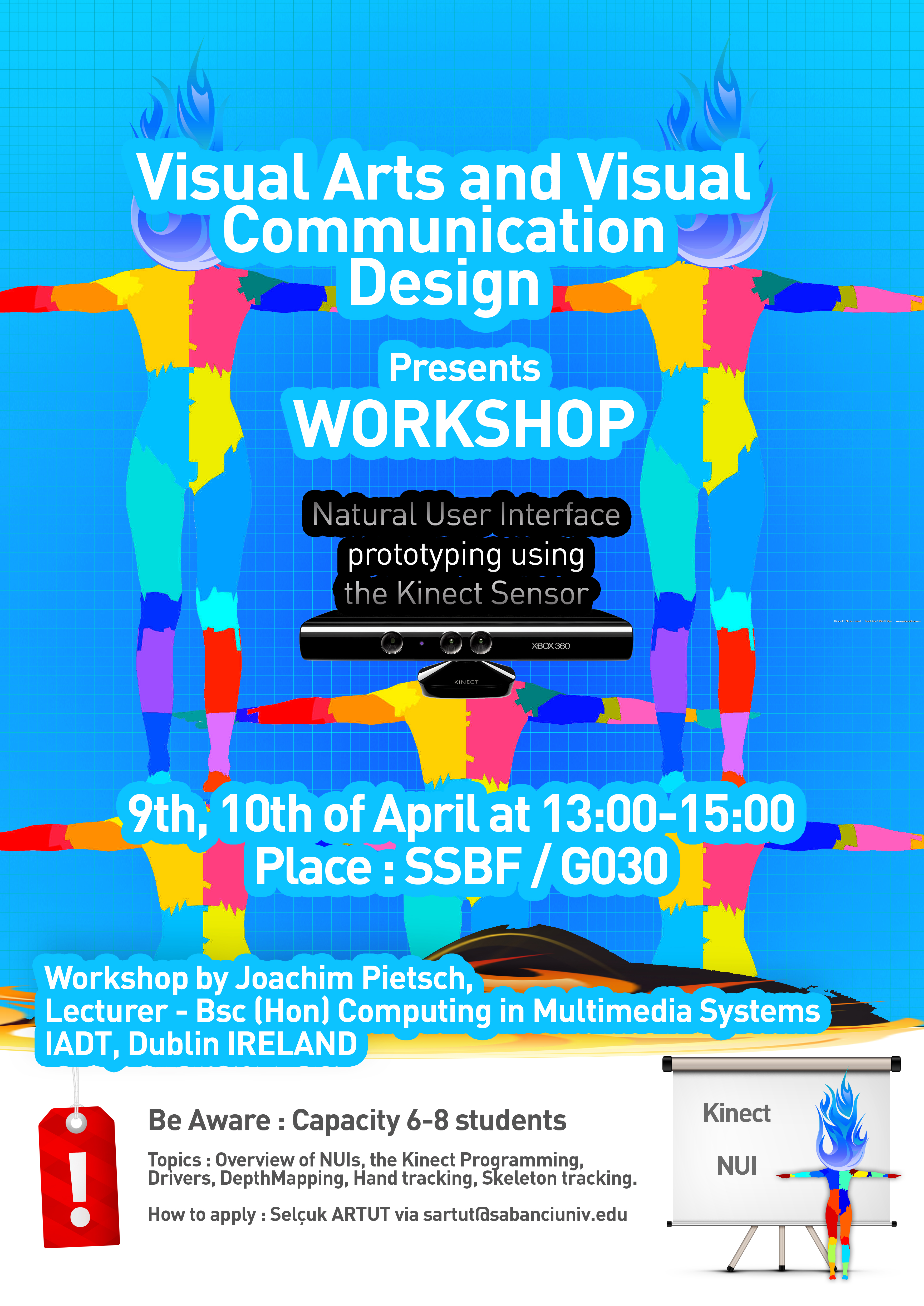 visual arts and visual communication design workshop by joachim pietsch