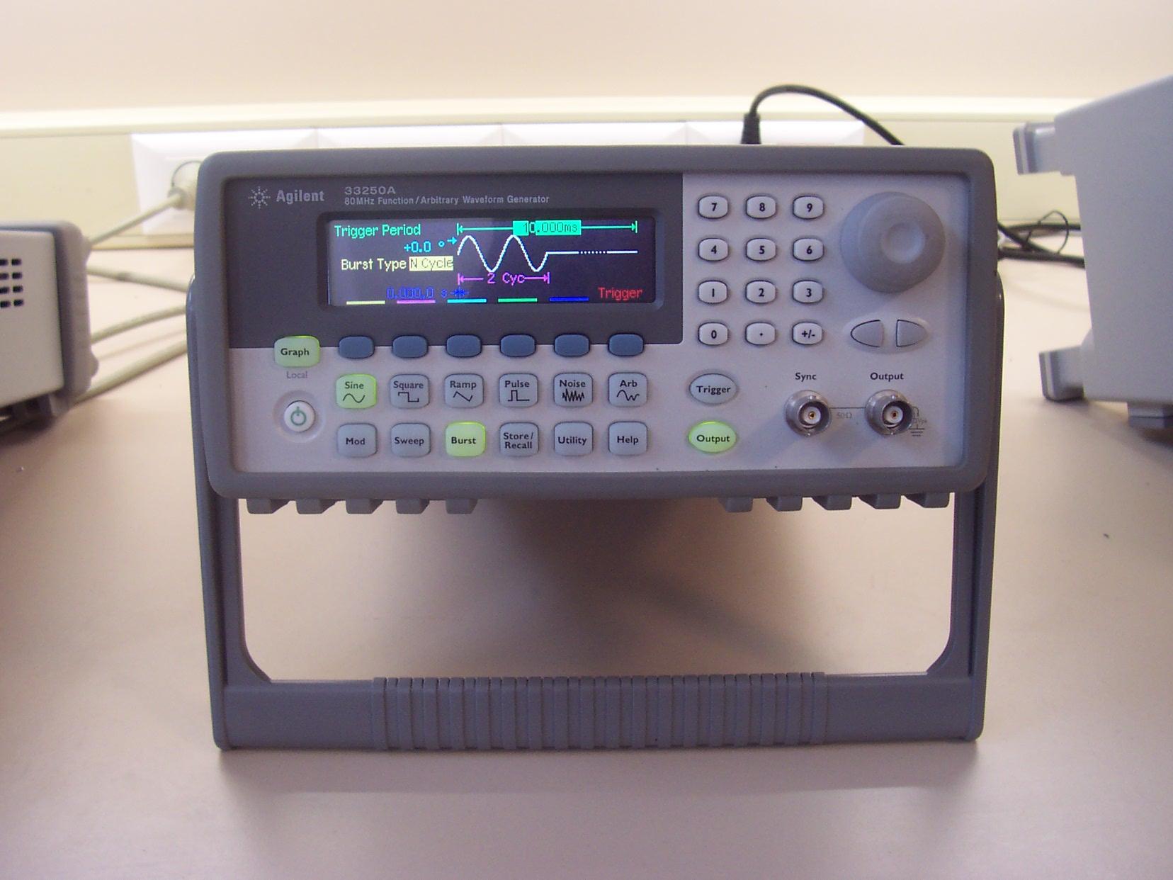 Rf Wireless Laboratory Function Generators