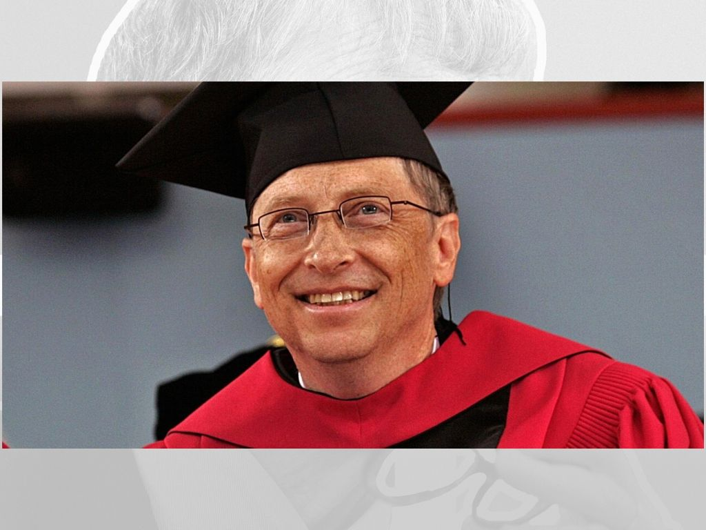 bill gates eğitimi