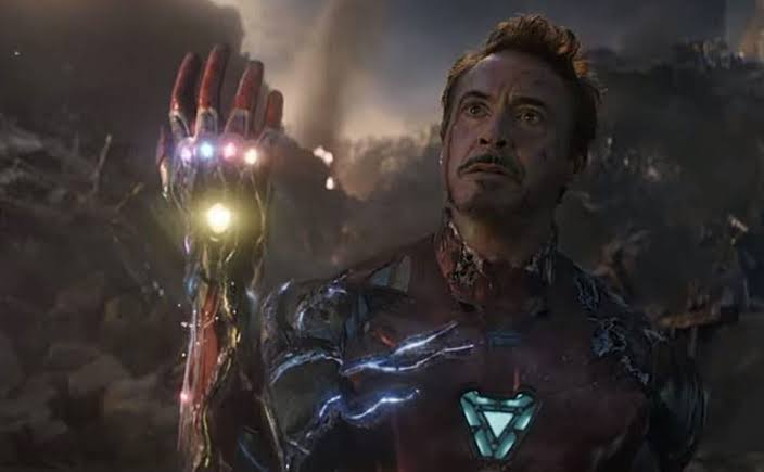 Avengers End Game Iron Man