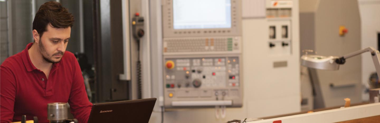Endüstri Mühendisliği laboratuvarı