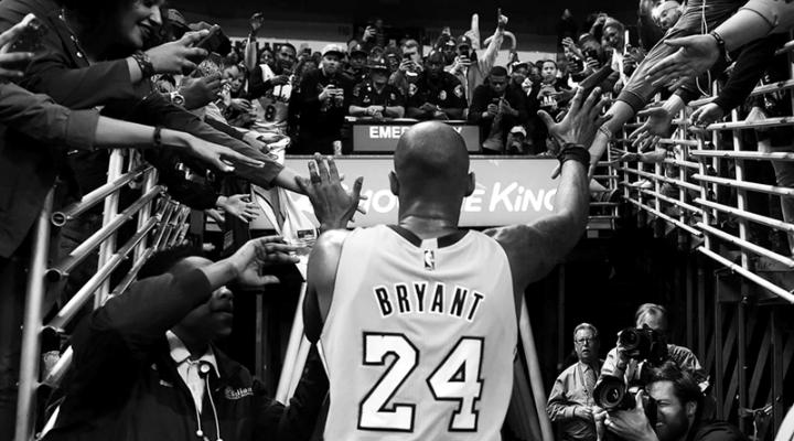 Kobe Bryant'a Veda