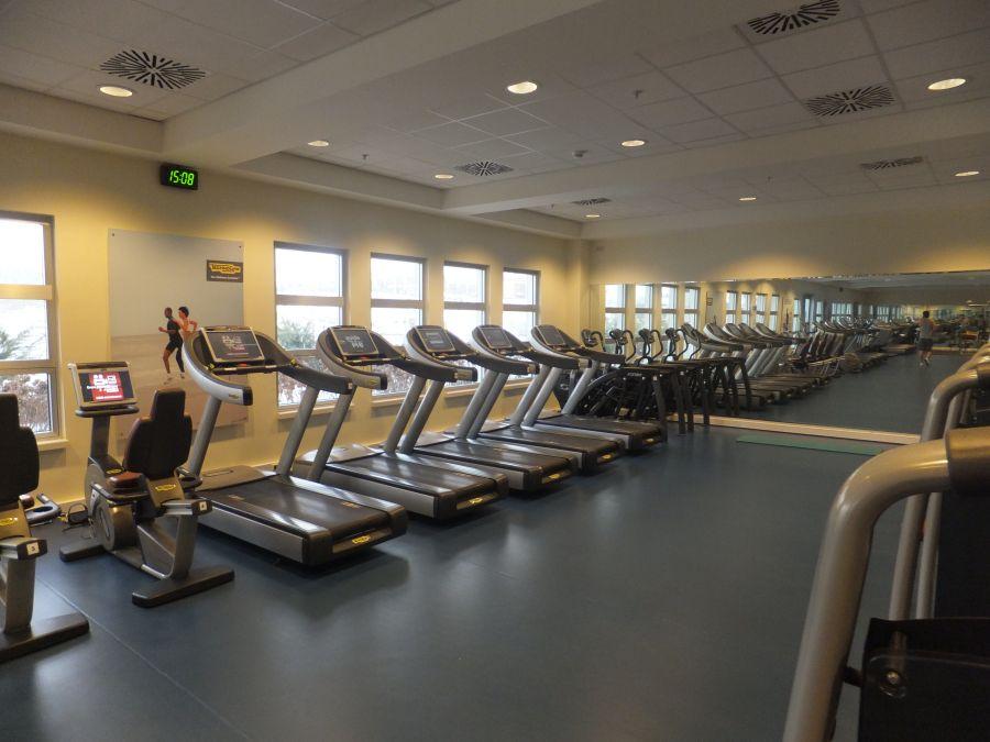 Fitness Salonu Spor Etkinlikleri